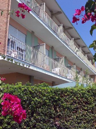 Villa Dei Principi Hotel: Hotel South view