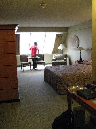 Pyramid Room Picture Of Luxor Hotel Amp Casino Las Vegas