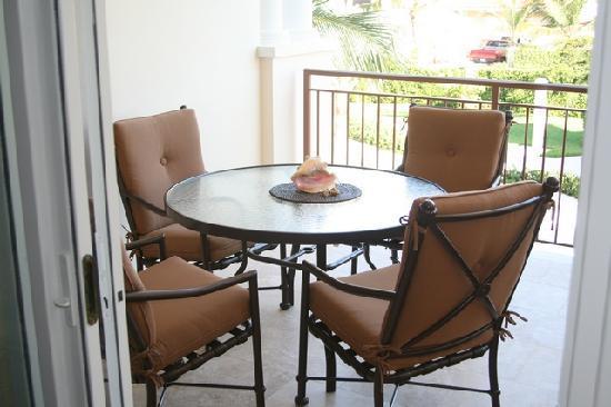 Villa del Mar: balcony