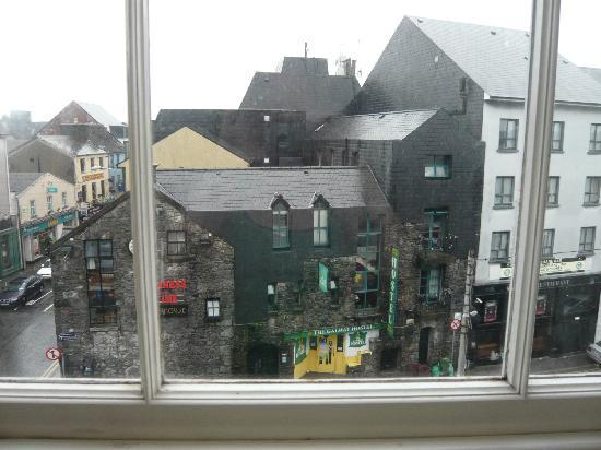 Hotel Meyrick: view from room