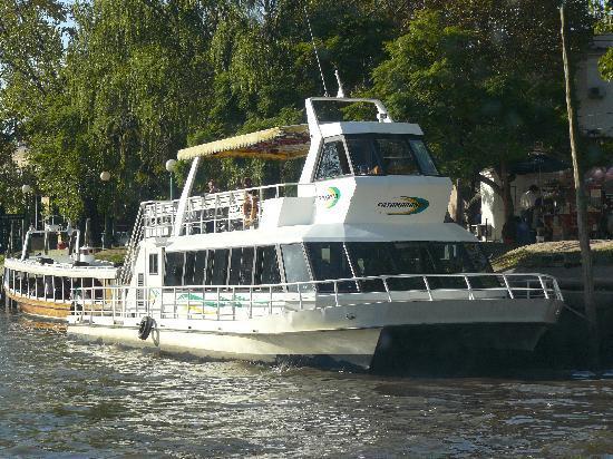 الأرجنتين: El rio en Tigre