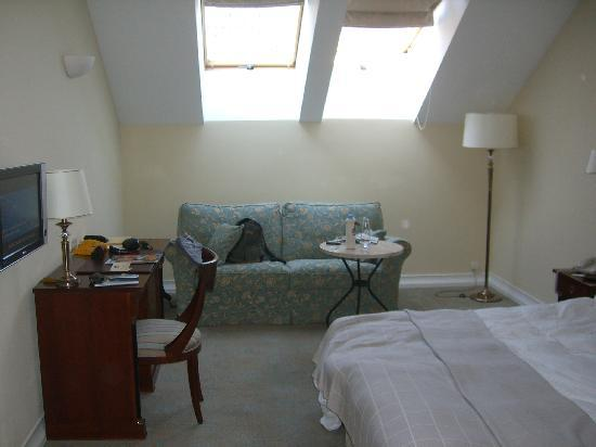 Leopolis Hotel: room in the 4th floor