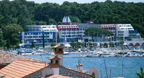 Hotel Park from Rovinj