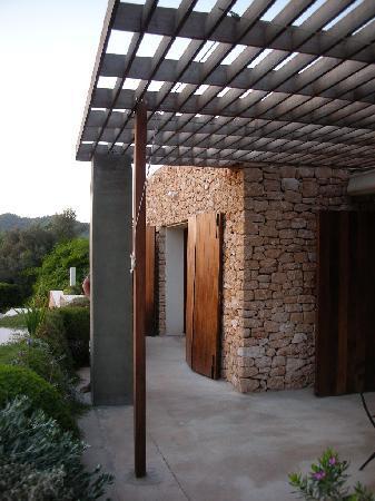 Les Terrasses: Une des deux suites