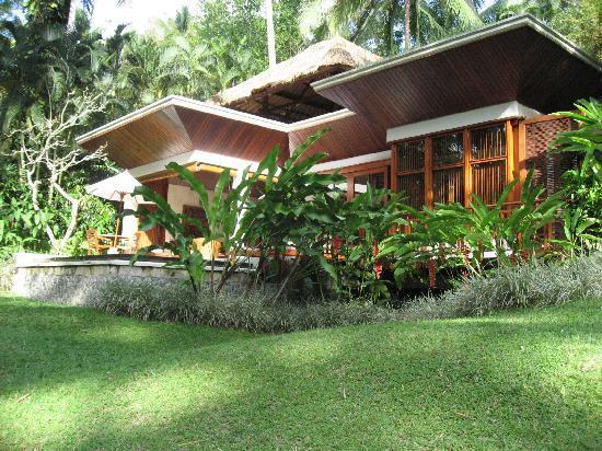 Four Seasons Resort Bali at Sayan: precioso sitio