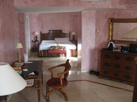 Reina Isabel Hotel: Juniorsuite