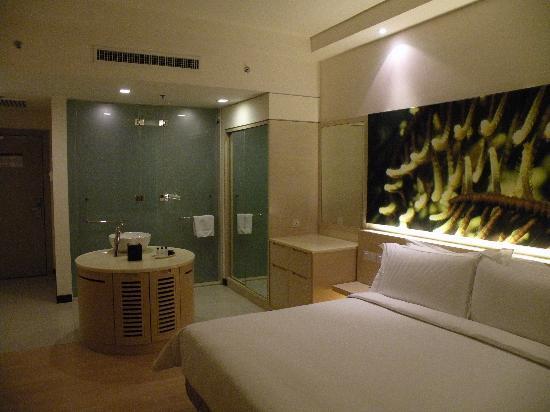 Ansa Kuala Lumpur: premium deluxe room