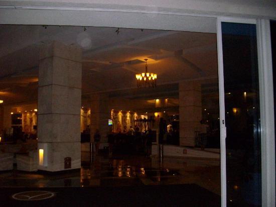 Panama Jack Resorts - Gran Caribe Cancun: the lobby