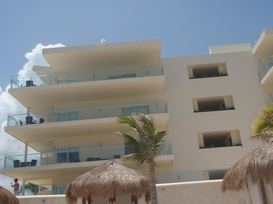 Azul Beach Resort & TUI Sensatori Resort Riviera Cancun: Honeymoon suites