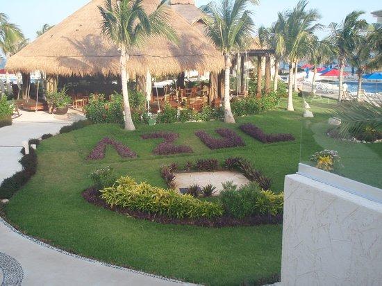 Azul Beach Resort & TUI Sensatori Resort Riviera Cancun: Grounds