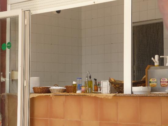 Aparthotel Club Cala Millor: bufett