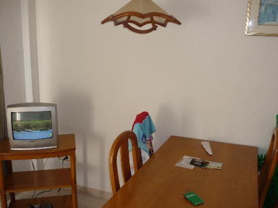 Aparthotel Club Cala Millor: comedor