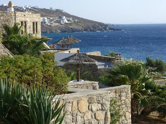 Mykonos Grand Hotel & Resort: esterno dell'hotel