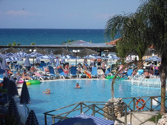 Tsilivi Beach Hotel: Pool