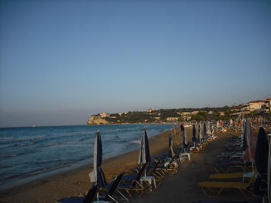 Tsilivi Beach Hotel: Beach