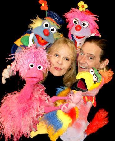 Manor West Hotel: Us the Noel Lambert Puppet Theatre