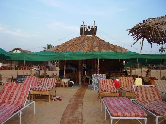 beach shack candolim
