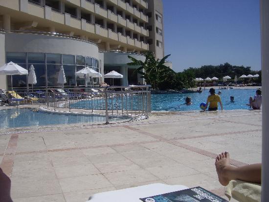 Melas Resort Hotel: pool