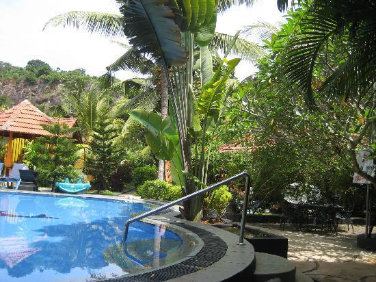 Flower Garden Hotel: Pool at the Flower Garden