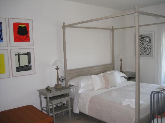 Pastis Hotel St Tropez: Bedroom