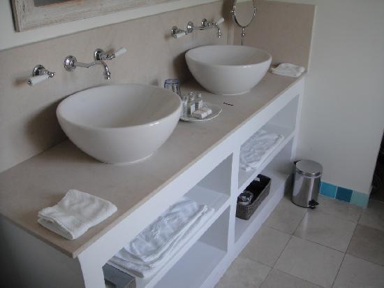 Pastis Hotel St Tropez: Sink