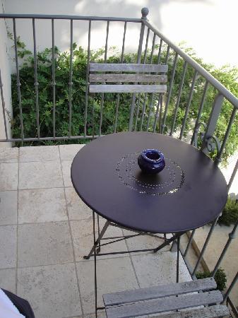 Pastis Hotel St Tropez: Balcony