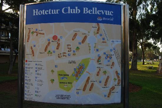 BelleVue Club: El complejo