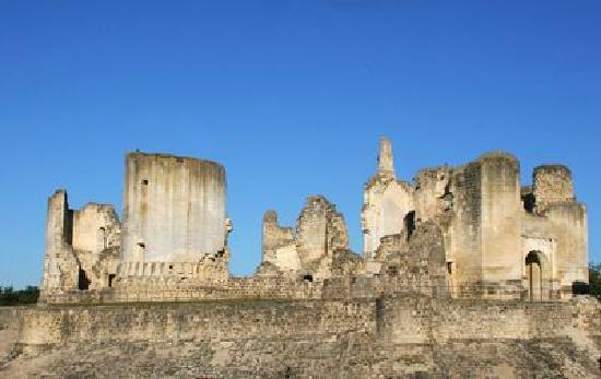 Chateau de Fere: Castle ruins