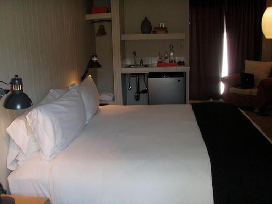 boon hotel & spa: Room again