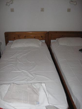 Bel Mare Hotel: Twin beds