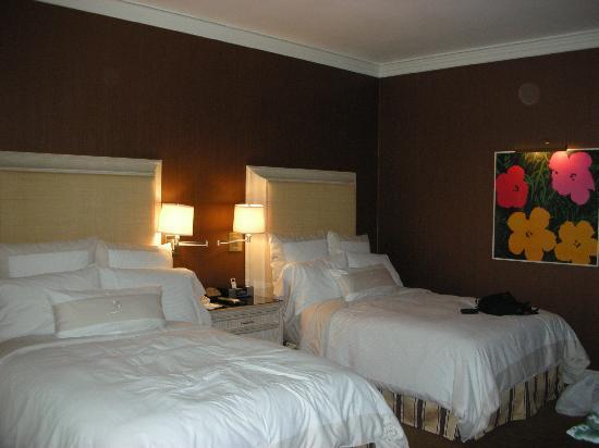 โรงแรมวินน์ มาเก๊า: beds