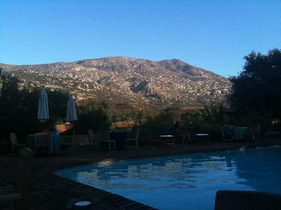 Rancho La Puerta Spa: Breakfast is served here