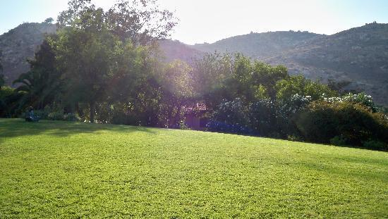 Rancho La Puerta Spa: The Grounds