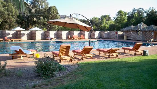 Rancho La Puerta Spa : Main pool