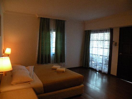 เปอร์เฮนเตียน ไอแลนด์ รีสอร์ท: semi suite interno