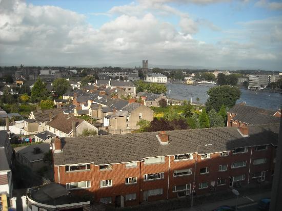 Limerick Strand Hotel: Vista dalla camera