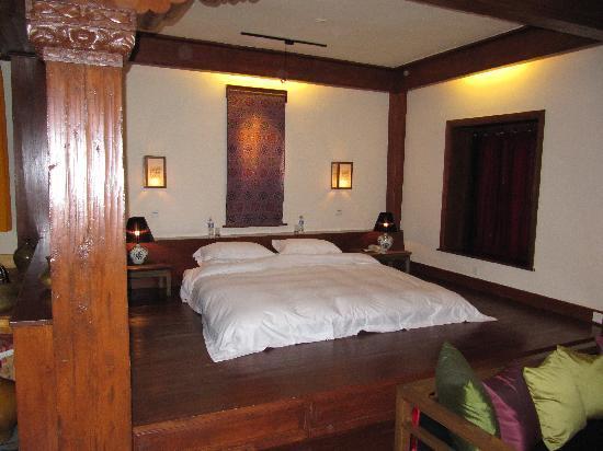 ซองแซมรีทรีทแอทแชงการีลา - เอ็มแกลเลอรี่ คอลเล็คชั่น: Room Sleeping Area
