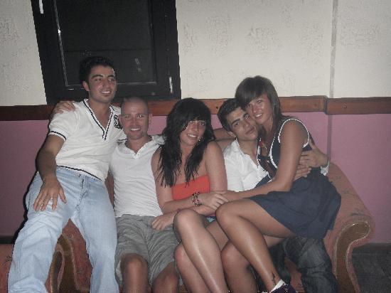 Montana Pine Resort: Hakan, Me, Jade, Ilhan & Rachel