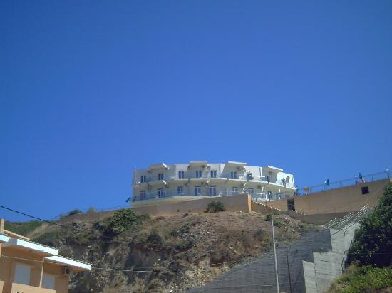 Renieris Hotel: great views from here!