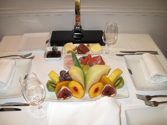 Guest House Douro: Colazione