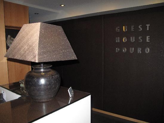 Guest House Douro: Reception
