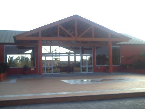 Oasis Village: reception