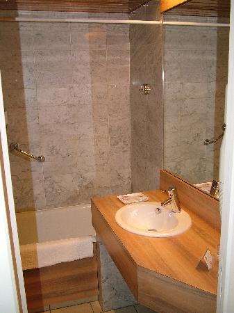 Best Western Hotel D'Angleterre: Bagno 1
