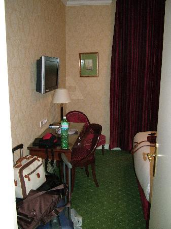 Best Western Hotel D'Angleterre: Stanza 1