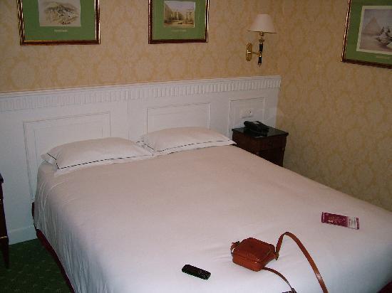 Best Western Hotel D'Angleterre: Stanza 2