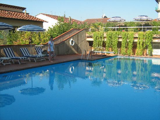 Hotel Francia e Quirinale: Hotel pool