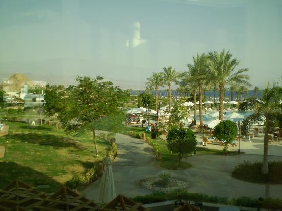 Movenpick Resort Taba: grounds