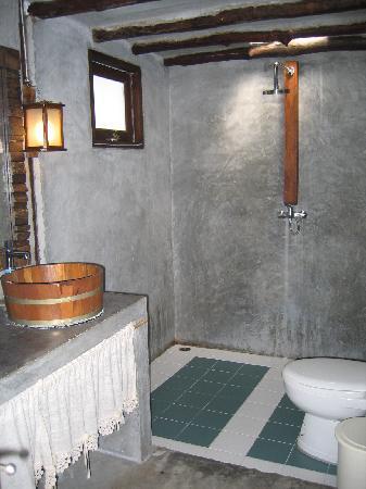 คุ้กกี้ บังกะโลว์: salle de bain