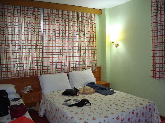 Erboy Hotel: Room we stayed in