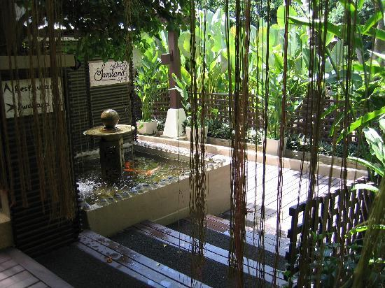 Impiana Resort Chaweng Noi: super spa